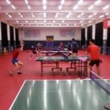 北京合宿練習風景