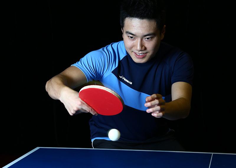 梁靖崑選手