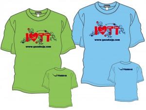 I Love T.T.Tシャツ1