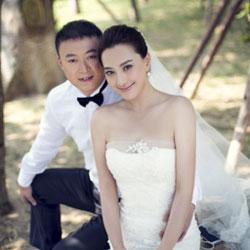 馬琳と張雅晴さん