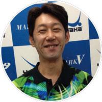 田中卓也コーチ