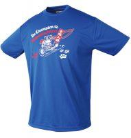 NEOグラにゃんTシャツ(ブルー)